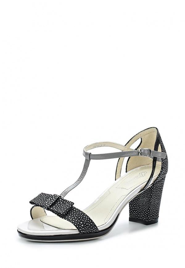 Босоножки Just Couture C6424S3-38 чёрные