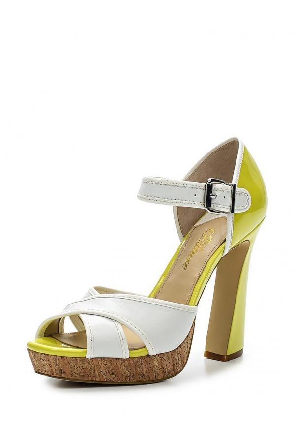 Босоножки Just Couture 302255-1 белые