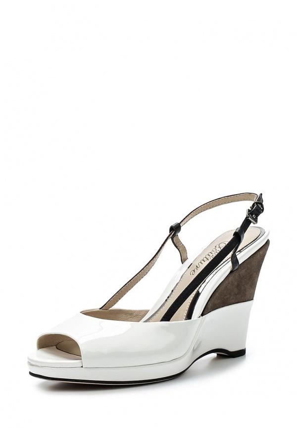 Босоножки Just Couture F928-1 белые