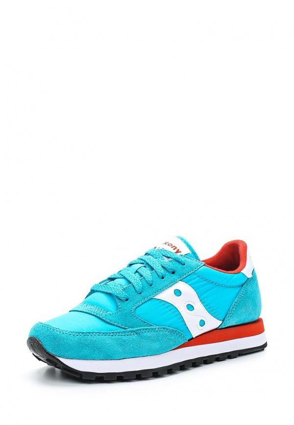 Кроссовки Saucony 1044 голубые
