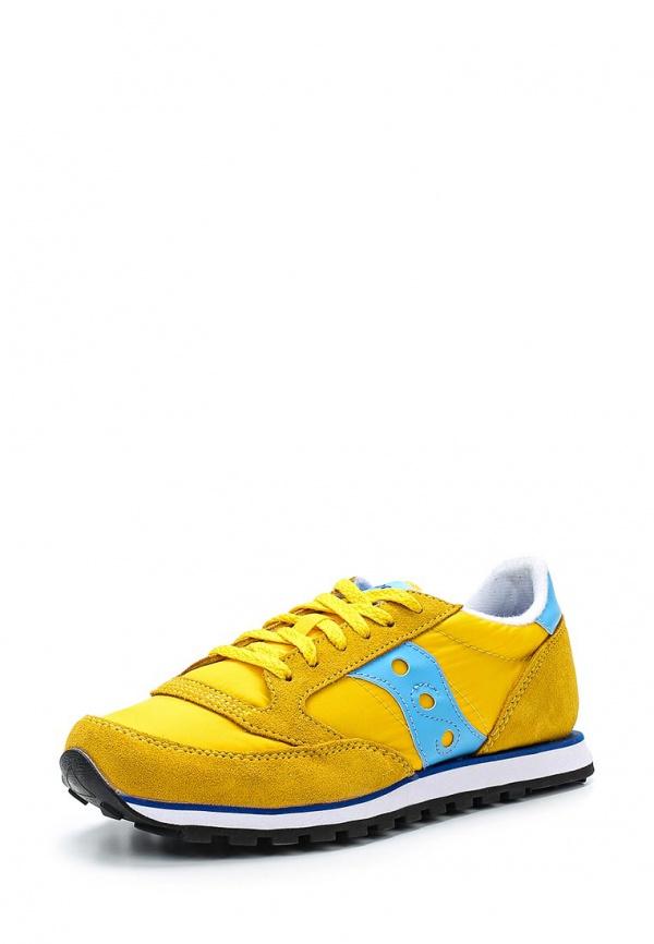 Кроссовки Saucony 1866 жёлтые