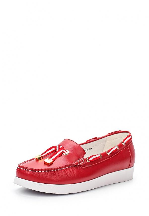 Мокасины Evita EV13174-07-10-15 красные