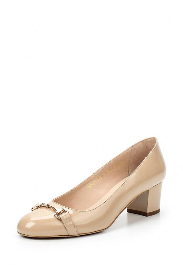 Туфли Giotto 6048-506-8391 бежевые