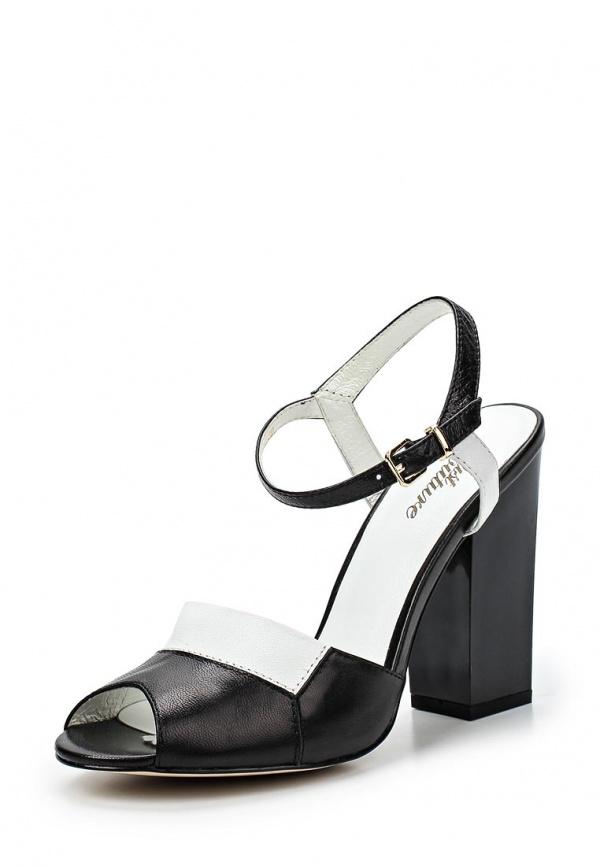 Босоножки Just Couture 61--6 чёрные