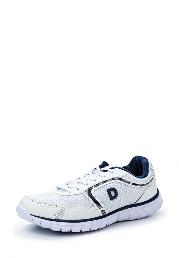 Кроссовки Dutto 625-00EEK-3B белые
