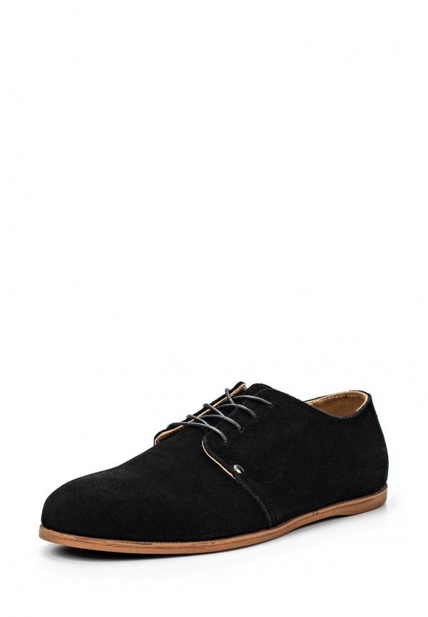 Туфли Dodgio 623-00EH6-3C чёрные