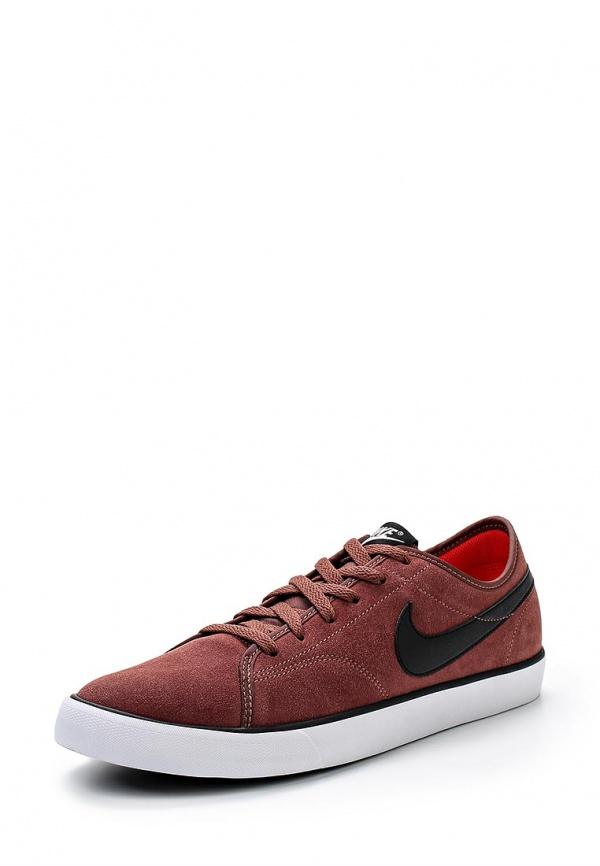 Кеды Nike 644826-261 бордовые