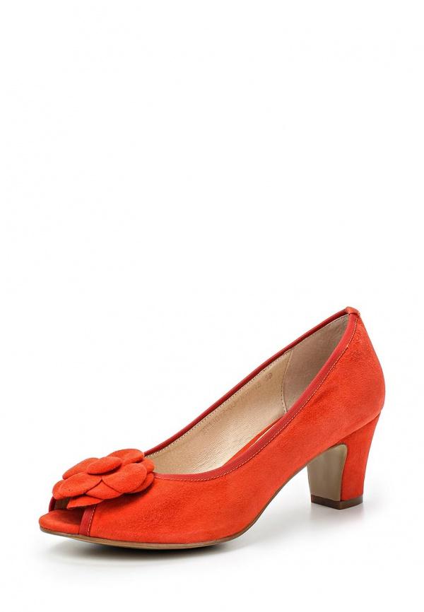 Туфли Evita EV13012-03-10V-15 красные