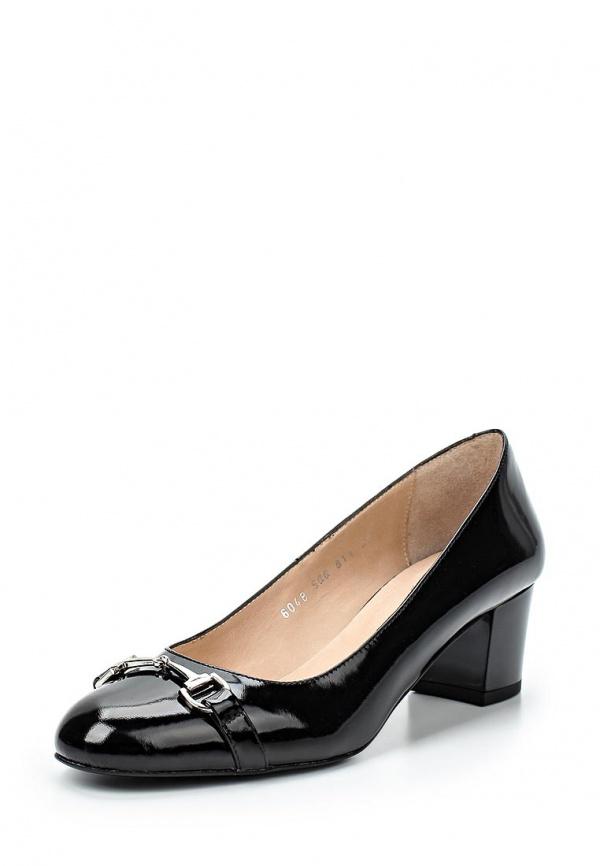 Туфли Giotto 6048-506-811 чёрные
