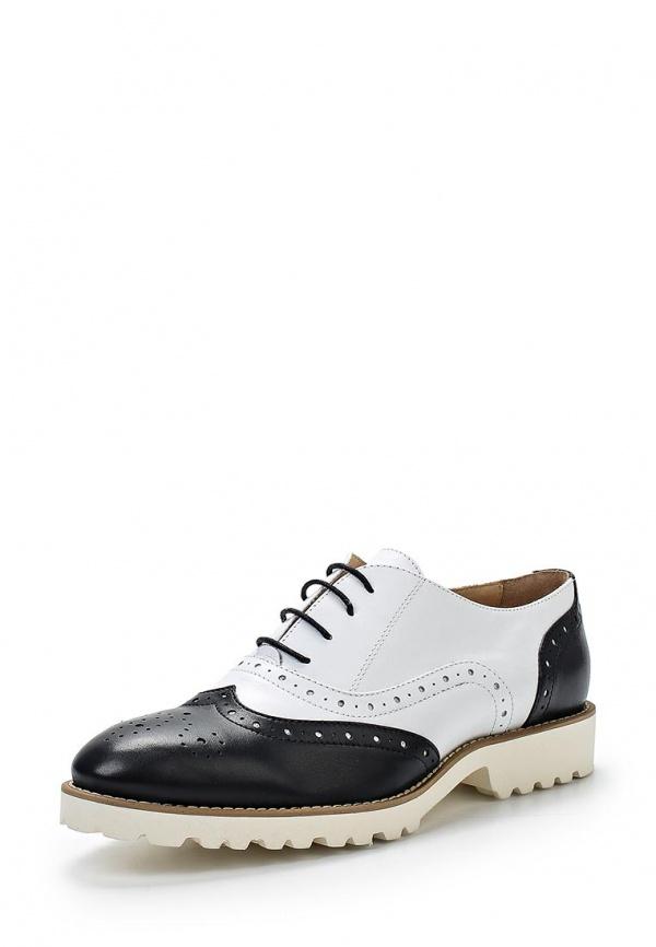 Туфли Giotto 61692-512-141-113 белые, синие