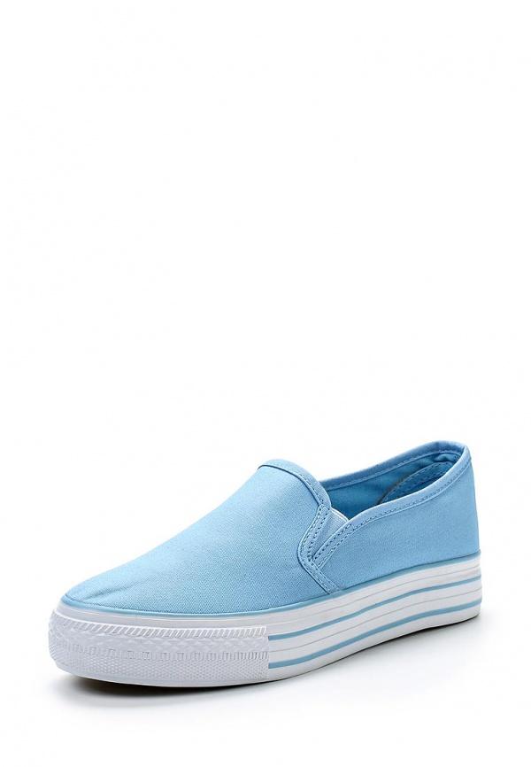 Слипоны-криперы Keddo 857230/02-05WV голубые