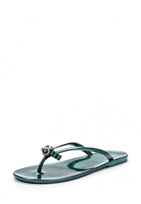 Сланцы Mon Ami 15S-3813 зеленые