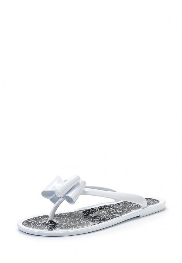 Сланцы Mon Ami 15S-4376 белые