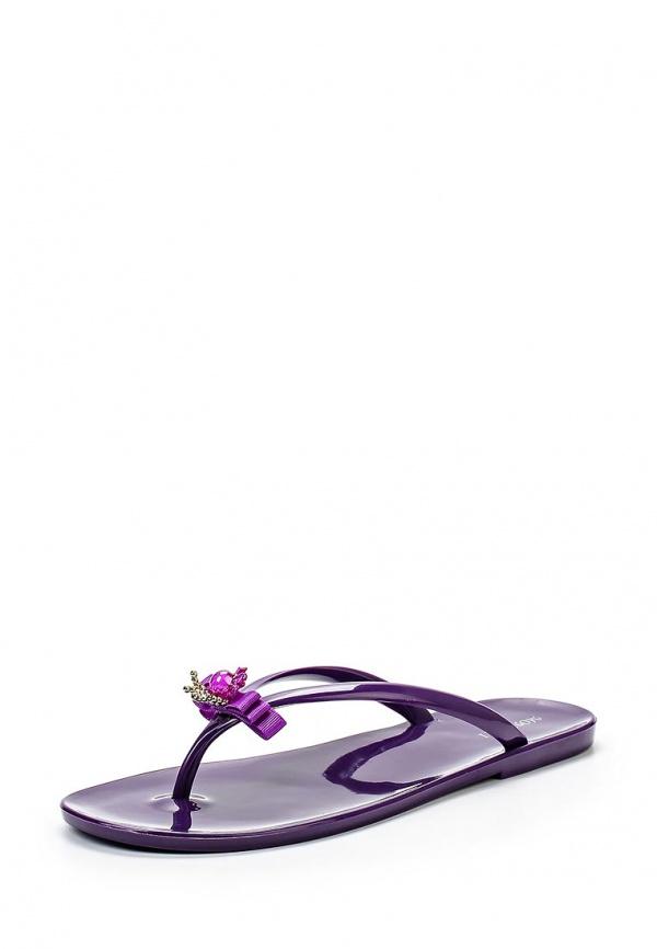 Сланцы Mon Ami S-5147 фиолетовые