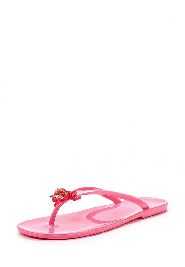 Сланцы Mon Ami S-5147 розовые
