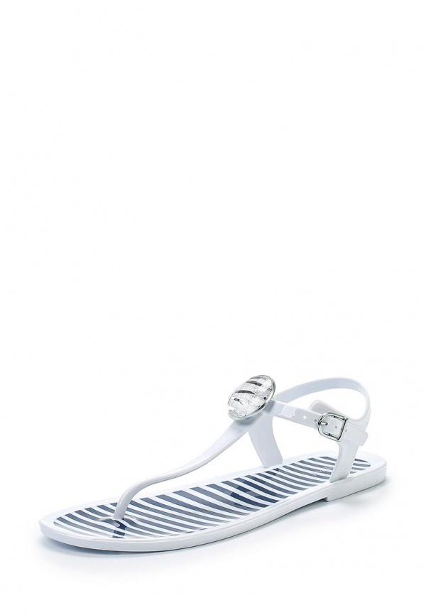Сандалии Mon Ami S-5283 белые