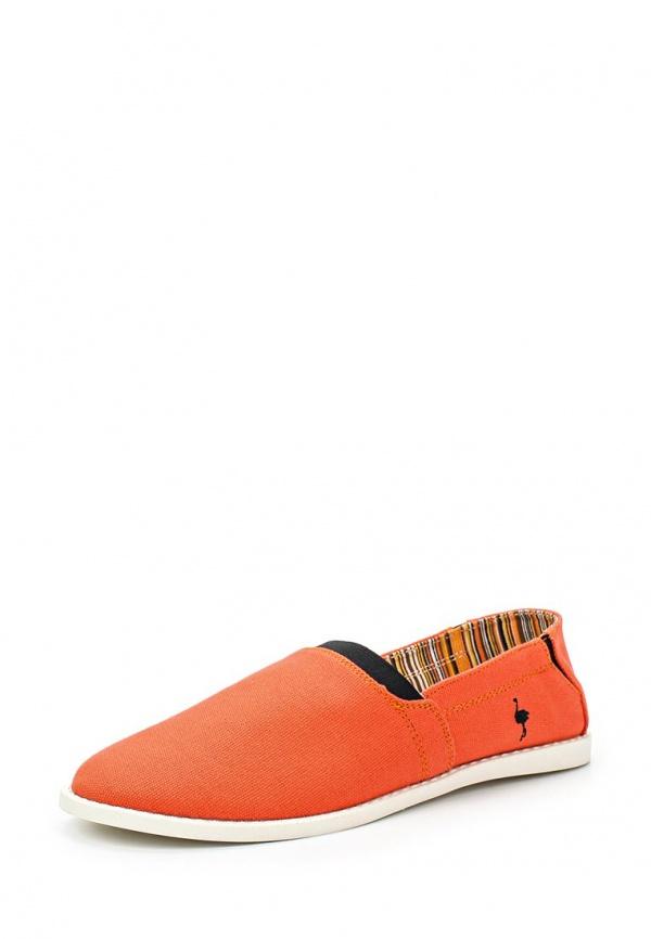 Слипоны NexPero 1415-05-03-08 оранжевые