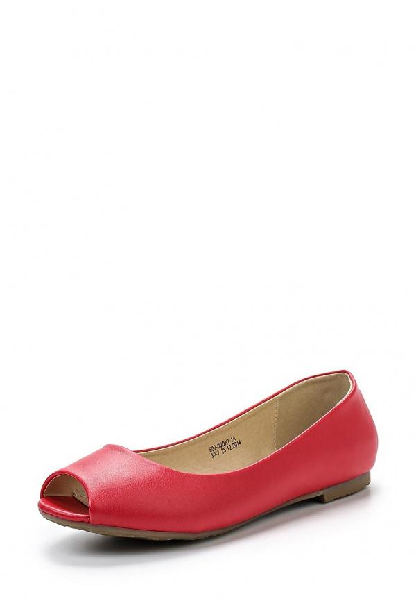 Туфли Stesso 602-00DXT-1A розовые