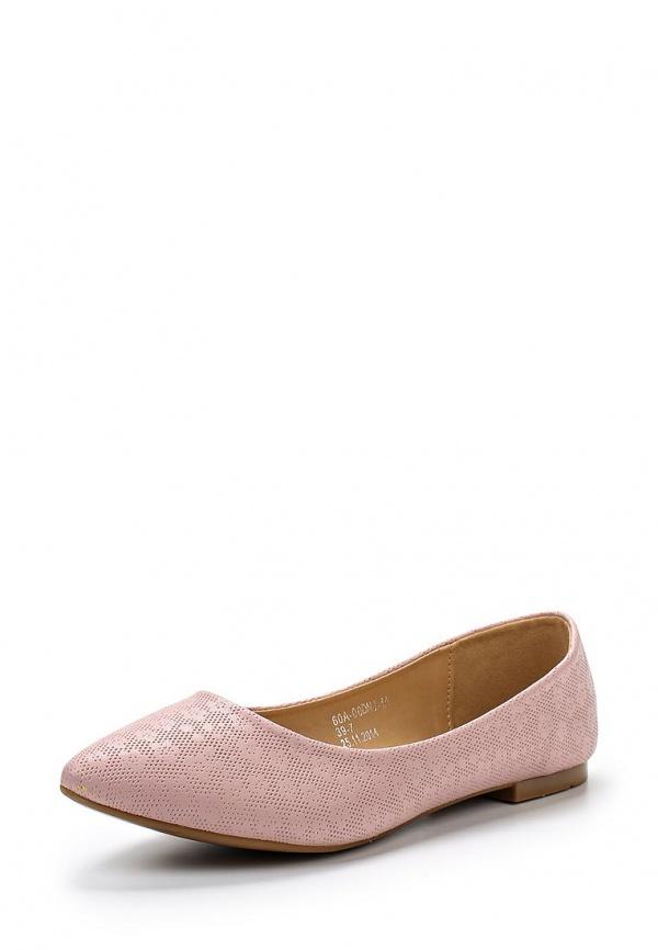 Туфли Stesso 60A-00DNJ-1A розовые
