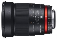 Samyang 35mm f/1.4 ED AS UMC Micro Four Thirds