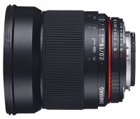 Samyang 16mm f/2.0 ED AS UMC CS Micro Four Thirds