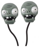 Jazwares Plants vs Zombies Earbuds