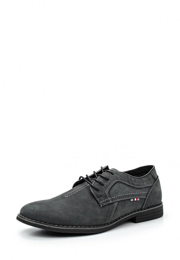 Туфли Dodgio 623-00G3M-3C серые