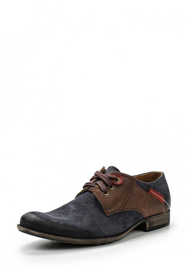 Туфли Domeno 2263 синие