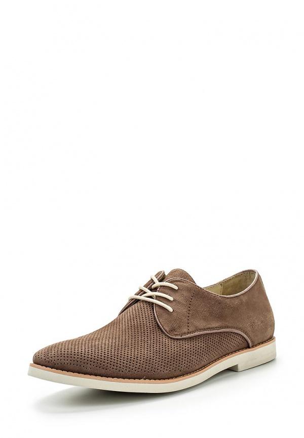Туфли iD active 657168/01-01 коричневые