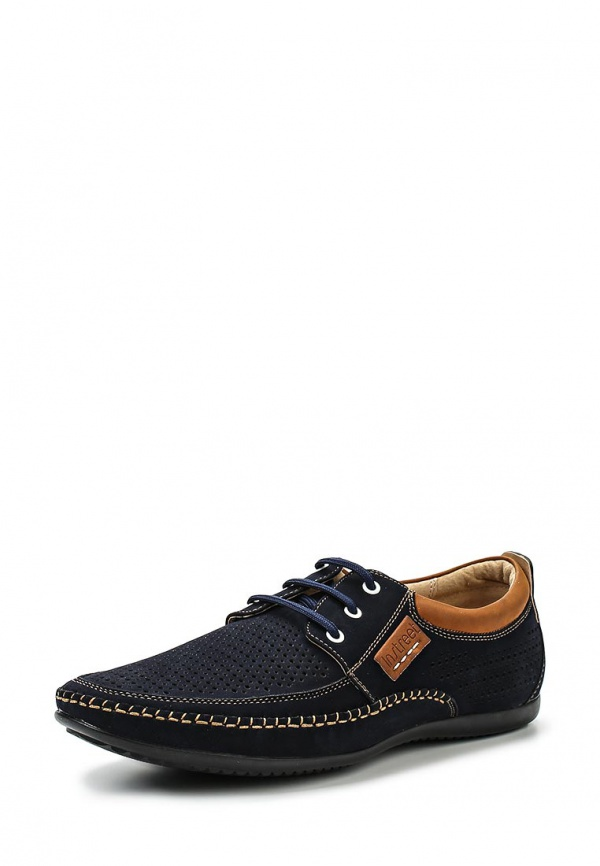 Туфли Instreet 58-25MV-022SK синие