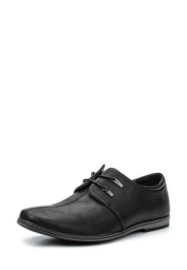 Туфли Instreet 60-27MK-032SK чёрные