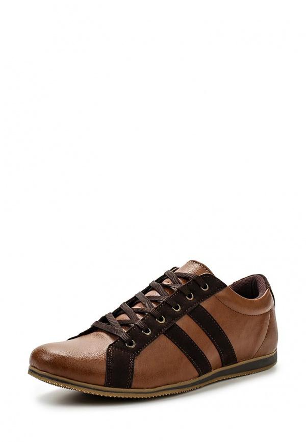 Кеды Tamboga 602-03 коричневые