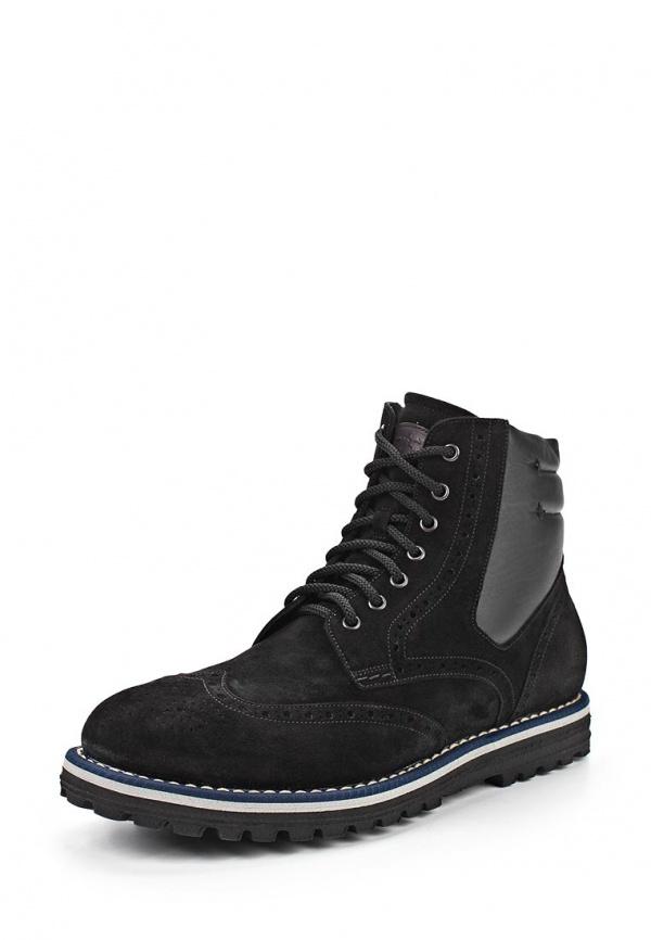Ботинки Franceschetti 092932 чёрные
