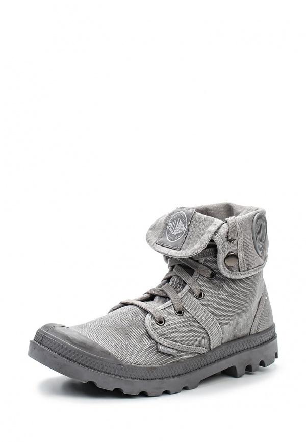 Ботинки Palladium 02478 серые