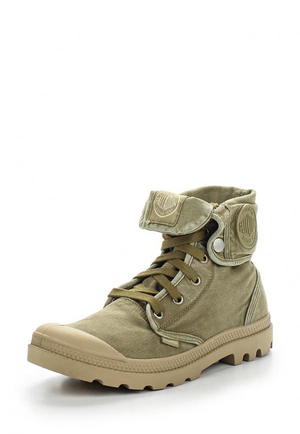 Ботинки Palladium 02353 хаки