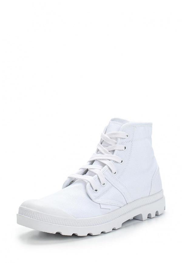 Ботинки Palladium 02477 белые