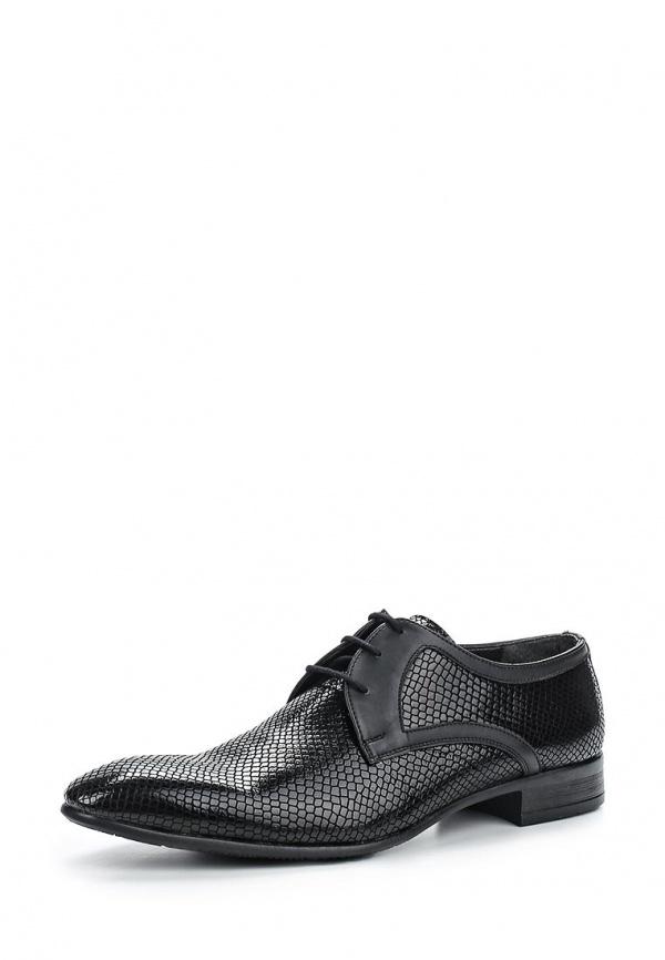 Туфли Tamboga 0920 чёрные