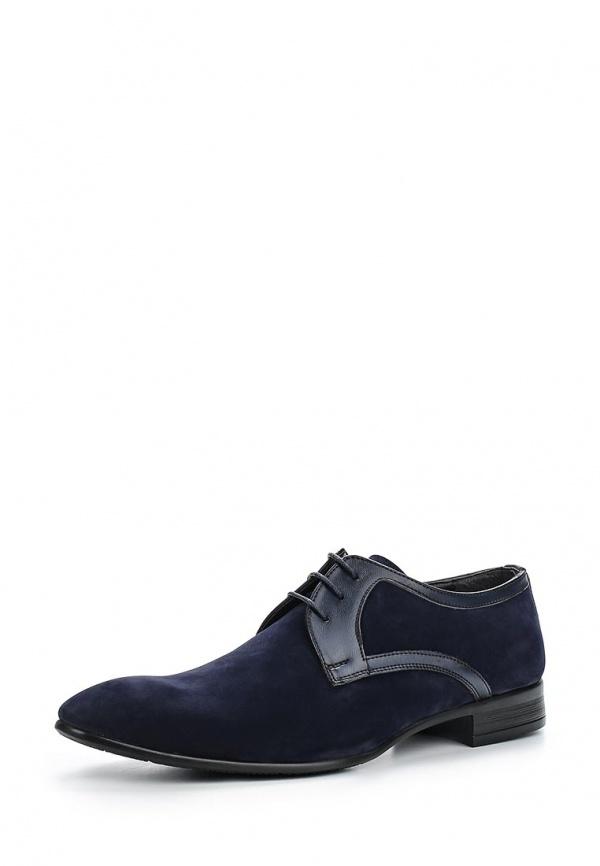 Туфли Tamboga 0920 синие