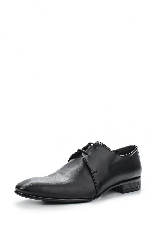 Туфли Tamboga 0194 чёрные