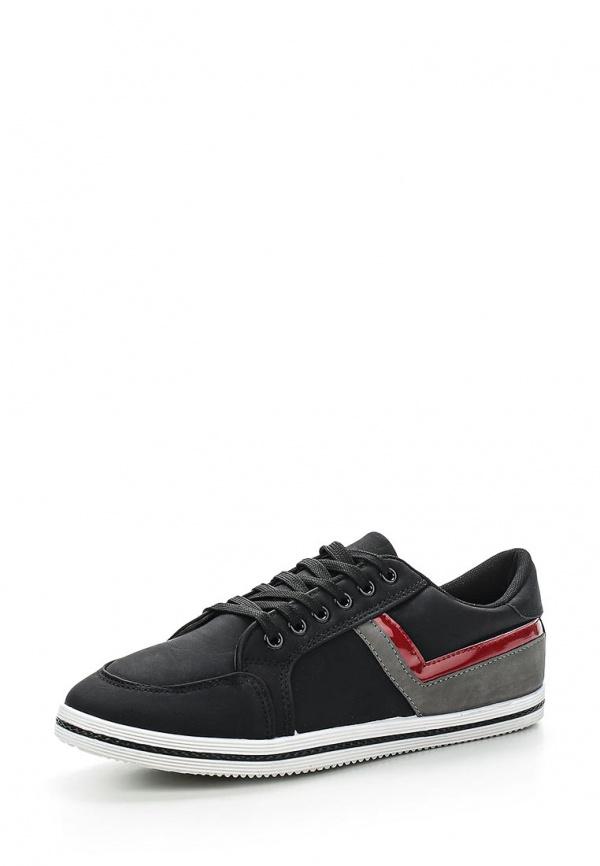 Кеды WS Shoes W-113 чёрные