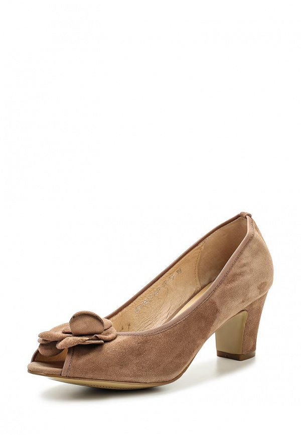 Туфли Evita EV13012-03-3V-15 бежевые