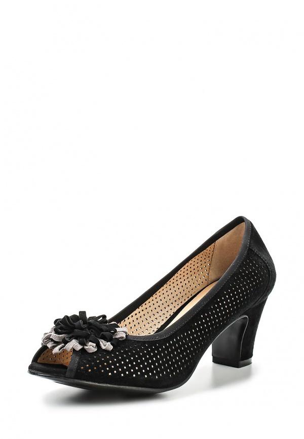 Туфли Evita EV13012-06-1V-15 чёрные
