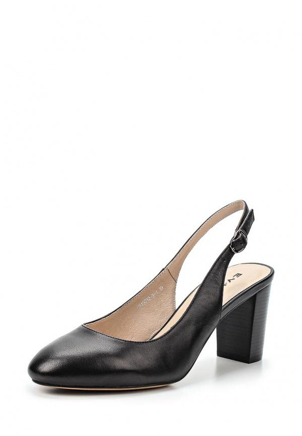 Босоножки Evita EV15012-3-1 чёрные