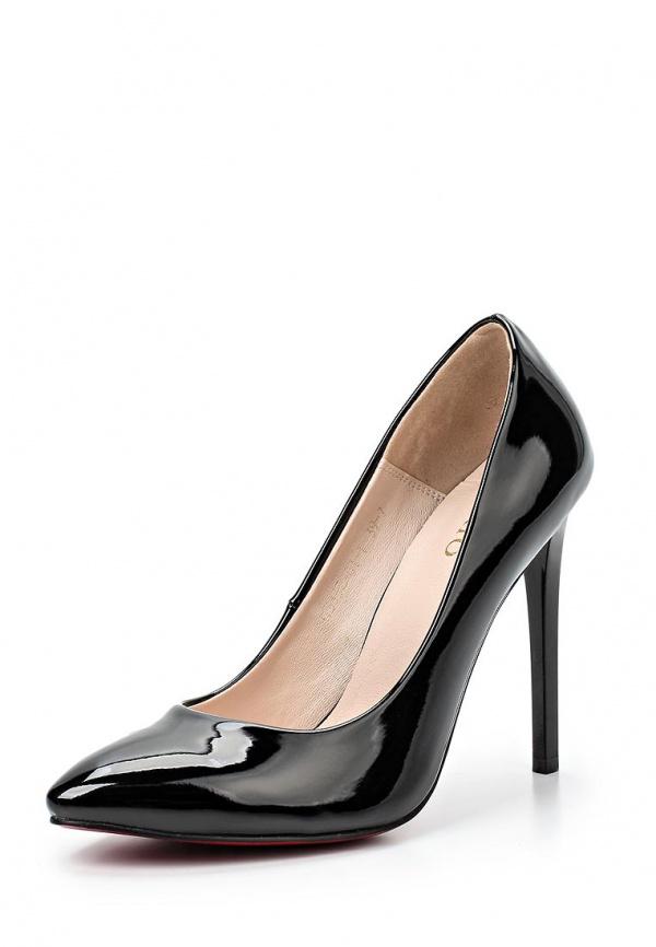 Туфли Inario 15352-01-1 чёрные