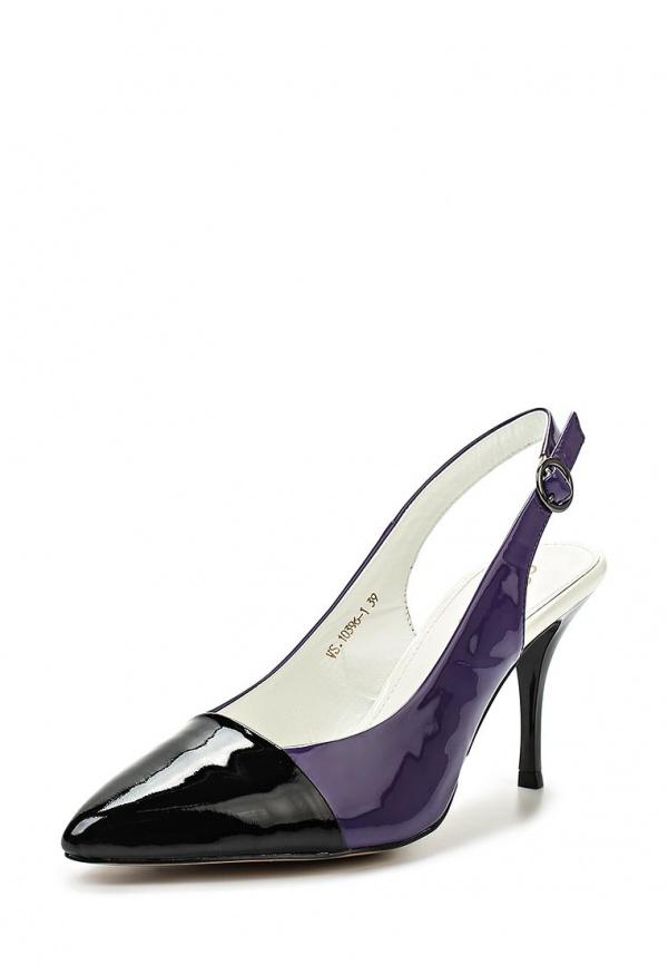 Босоножки Just Couture VS.10396-1 фиолетовые