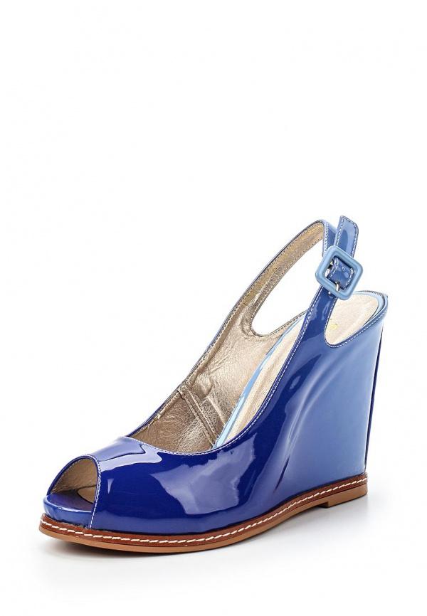 Босоножки Stesso 623-00G2B-1A синие