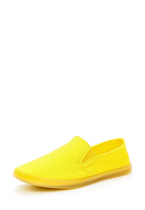 Слипоны TORDIS 615-08-01-11 жёлтые