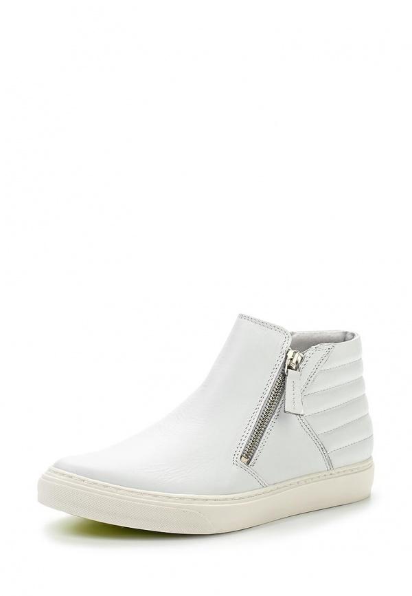 Ботинки Bronx 46619-C-04 белые