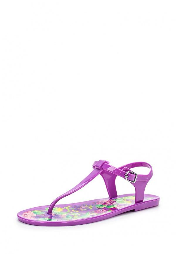 Сандалии Mon Ami 15S-4491 фиолетовые