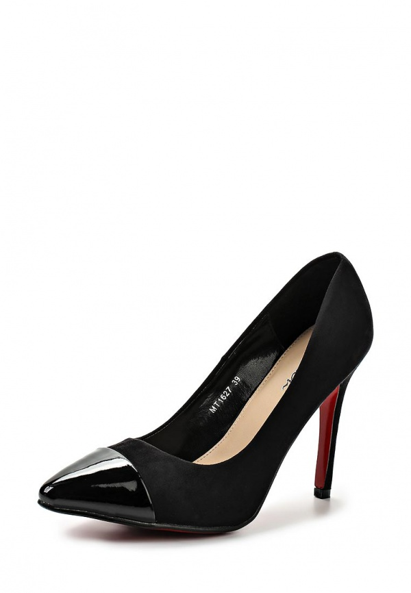 Туфли Malien 1627 чёрные